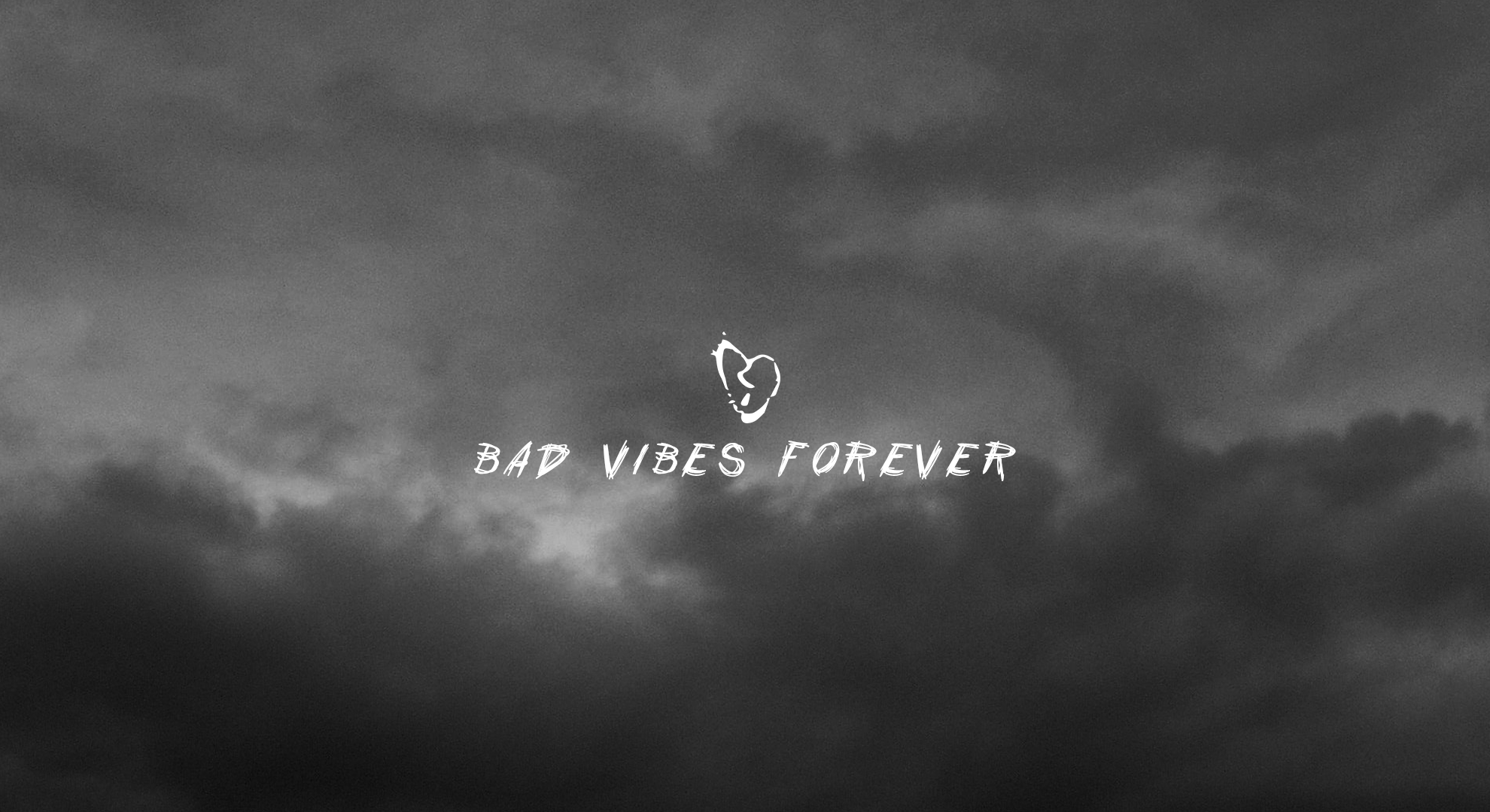 1980x1080 Bad Vibes Forever Desktop Wallpaper (1920x1080) : XXXTENTACION