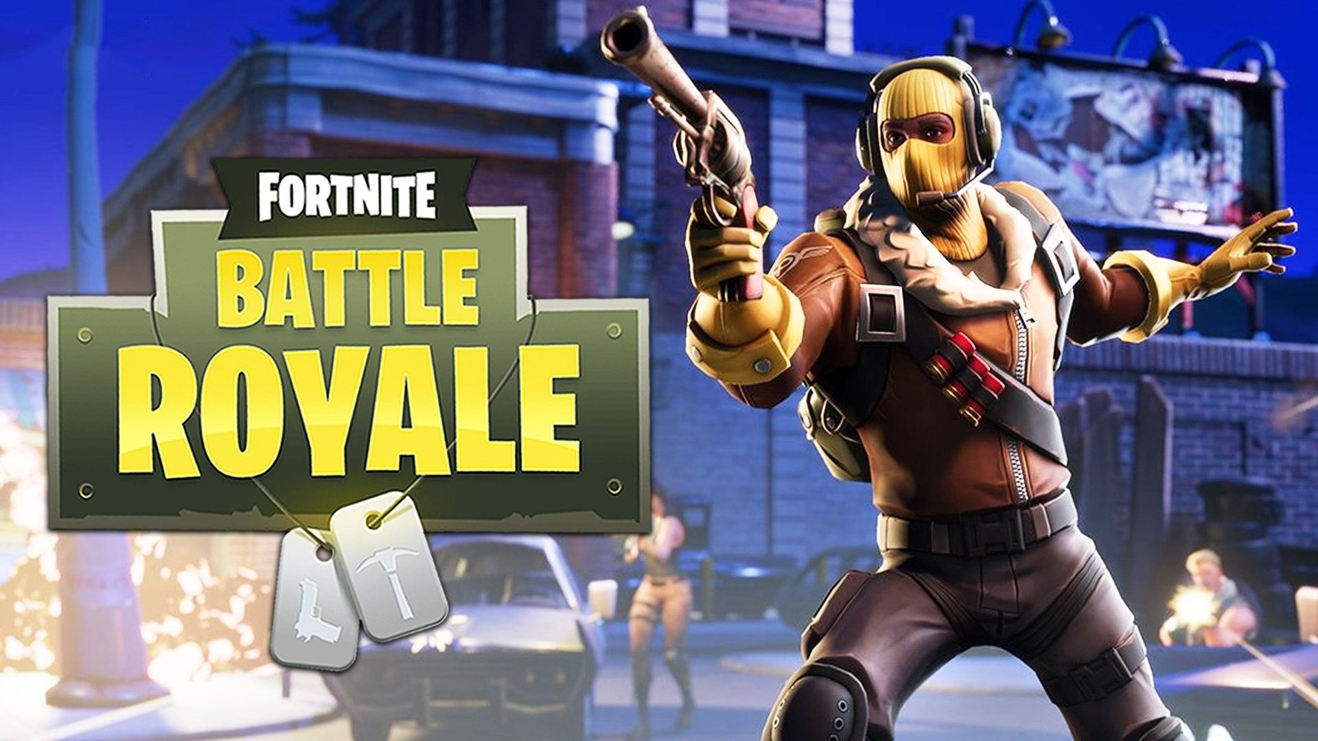 1920x1080 Fortnite Battle Royale HD Wallpapers Theme | FORTNITE | Battle ...