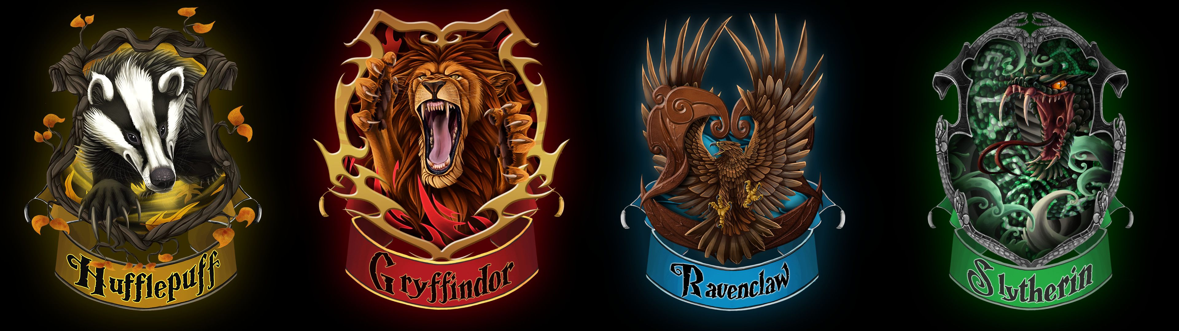 3840x1080 Ravenclaw Wallpapers (76+ background pictures)