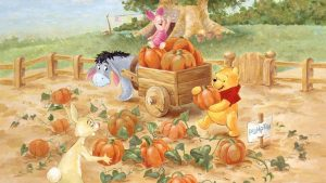 Winnie the Pooh Thanksgiving Wallpapers – Top Free Winnie the Pooh Thanksgiving Backgrounds