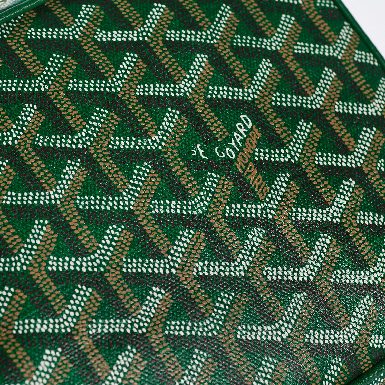 1500x1500 Yona PM (Green Petite Model) - Goyard - Touch of Modern