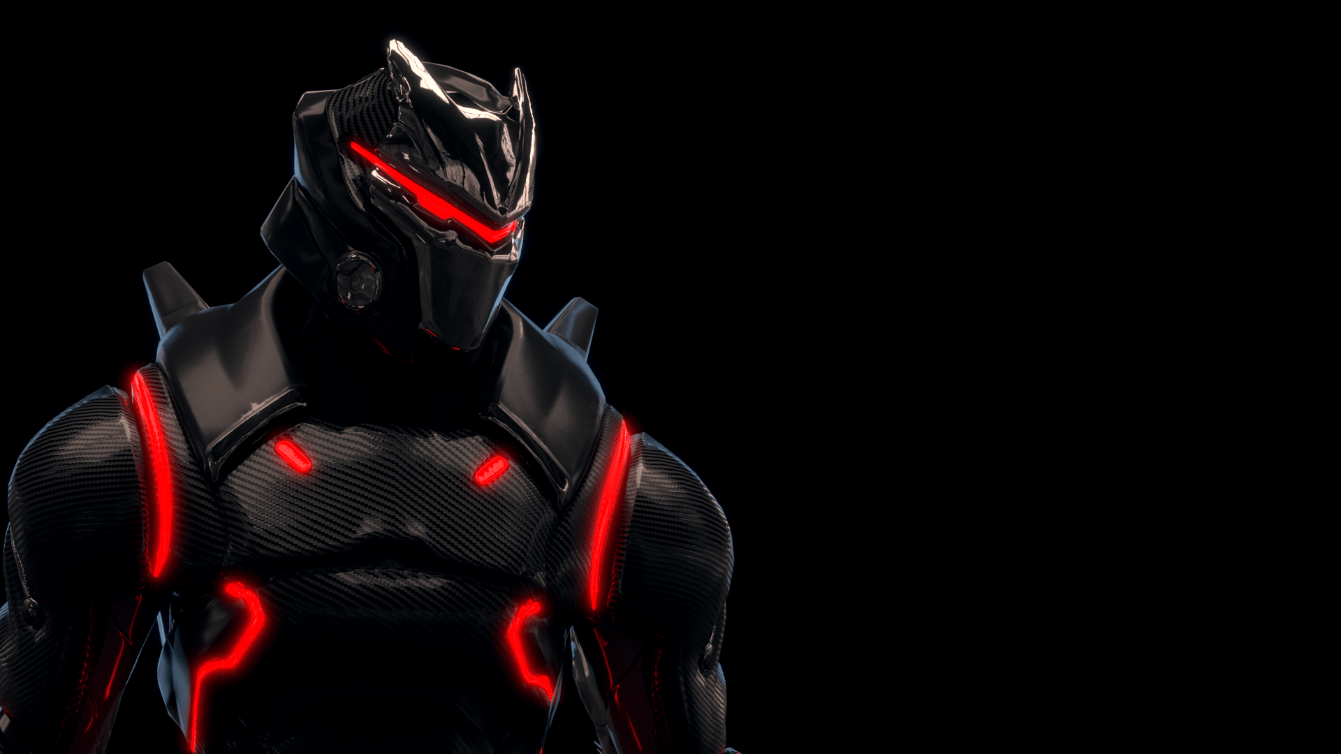 1920x1080 Made a wallpaper with the Omega! : FortNiteBR