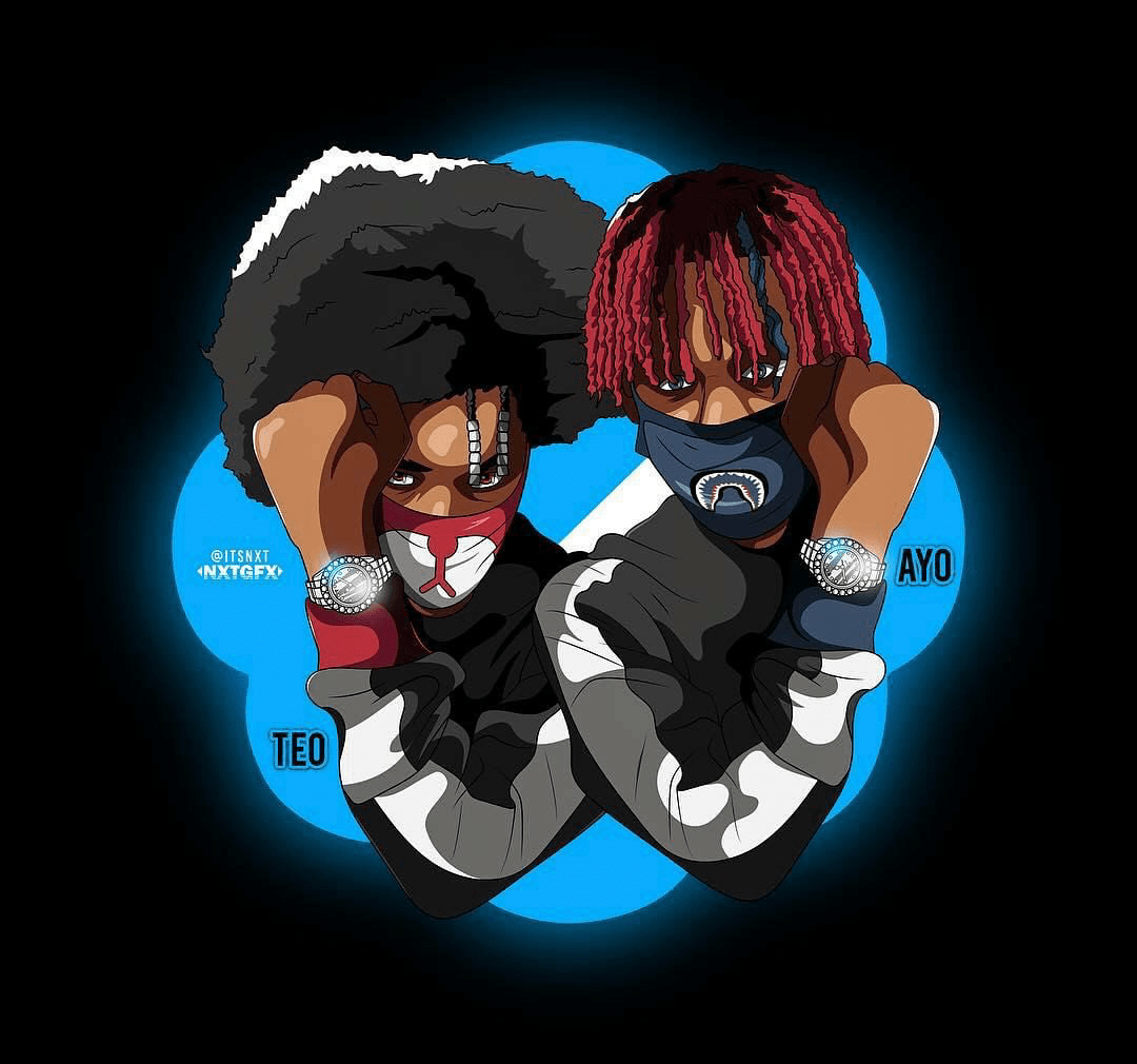 1080x1010 Ayo And Teo Wallpapers