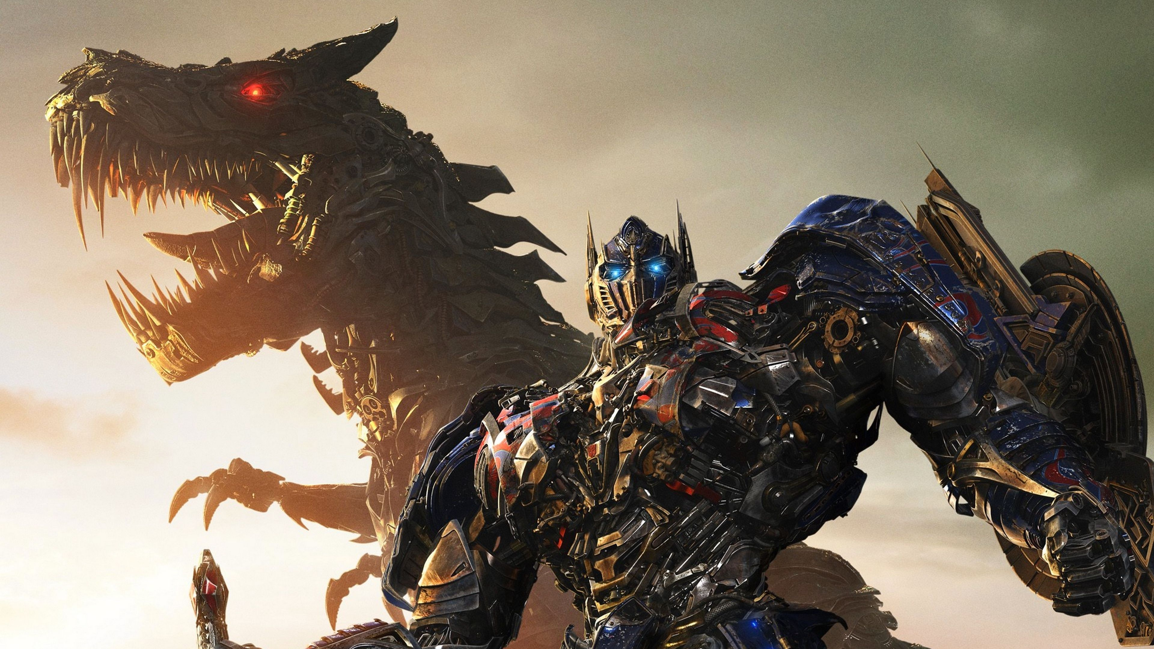 3840x2160 Download wallpaper 3840x2160 transformers age of extinction, optimus ...