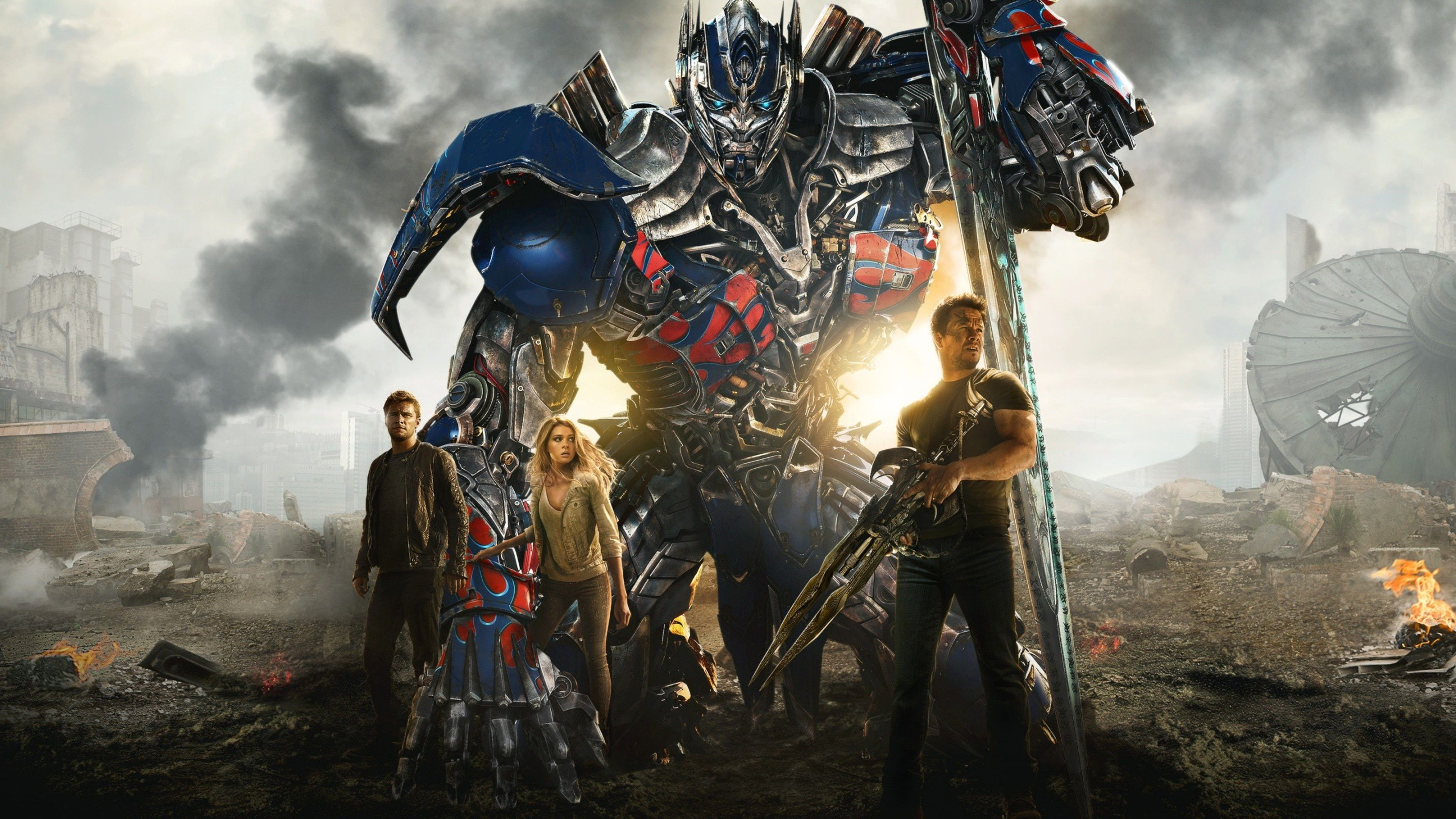 3840x2160 Transformers 4 Age of Extinction Movie, HD Movies, 4k Wallpapers ...