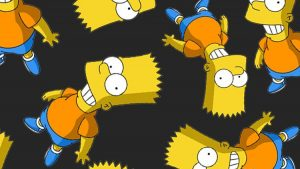 Bart Simpson iPhone Wallpapers – Top Free Bart Simpson iPhone Backgrounds