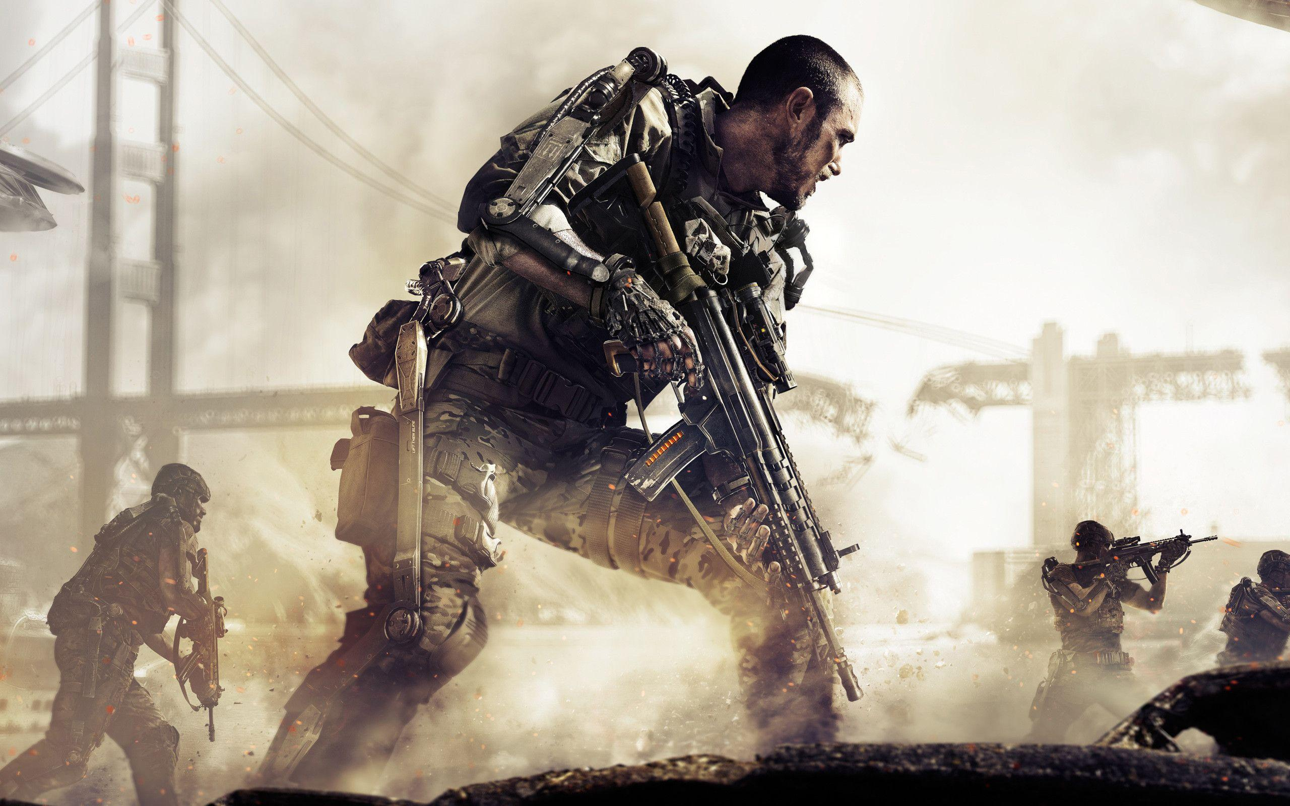 2560x1600 Call Of Duty Wallpapers HD