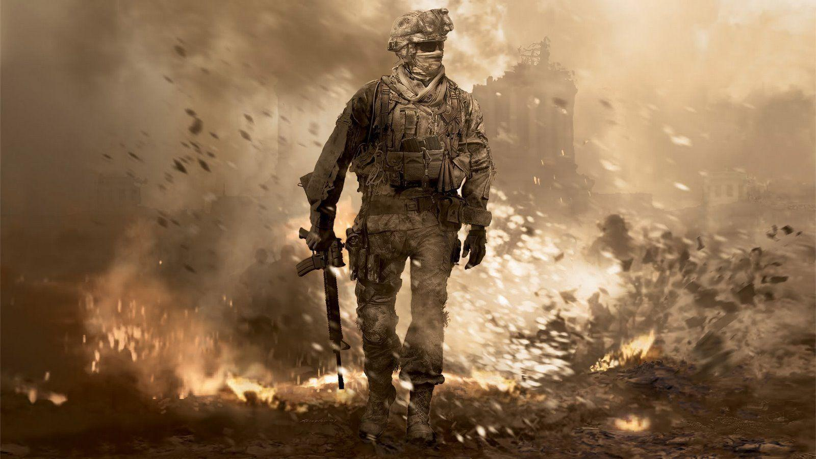 1600x900 Call Of Duty Wallpapers HD