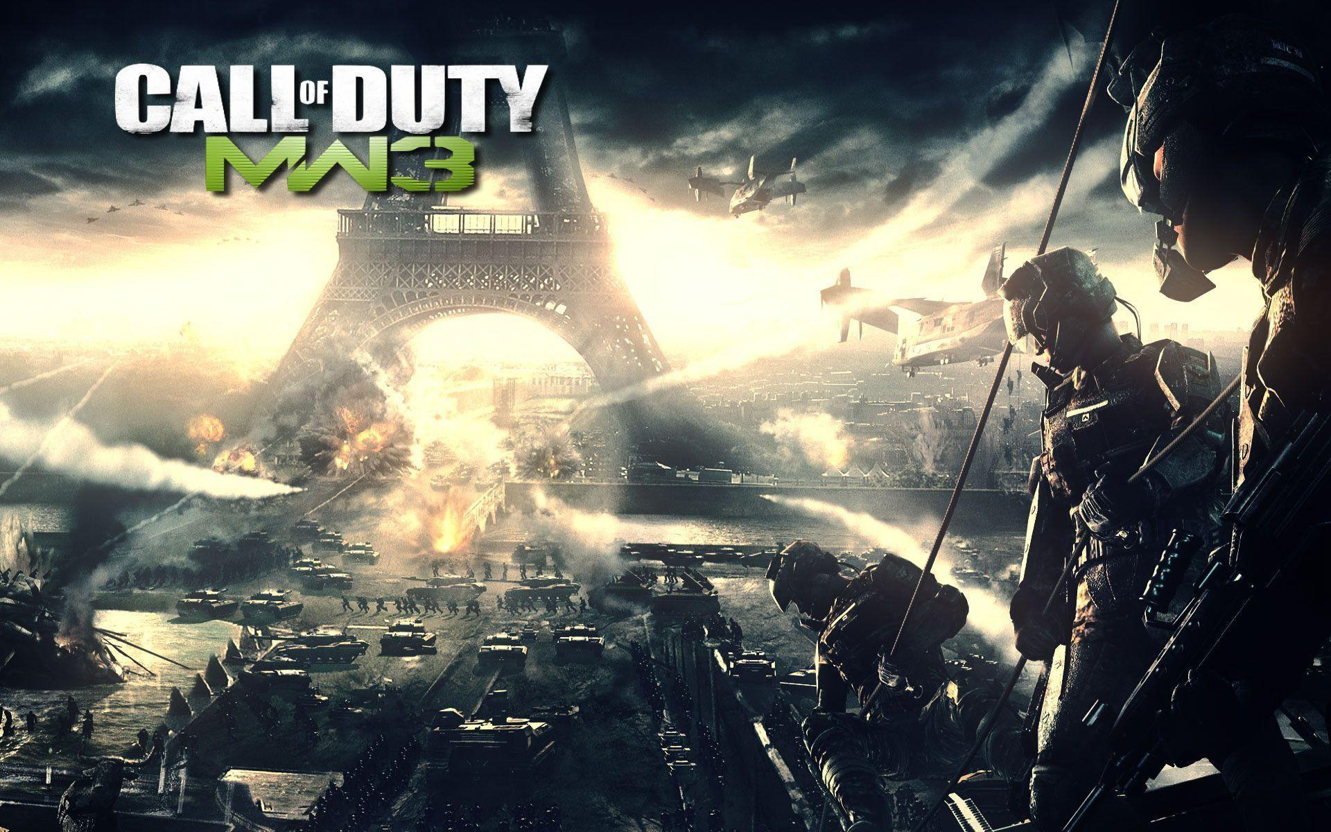 1920x1200 Call Of Duty Wallpapers HD