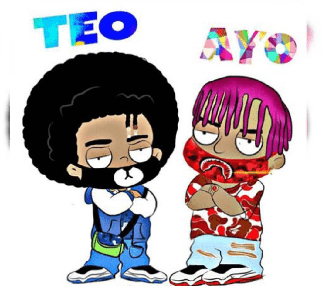 1061x944 Ayo And Teo Wallpapers