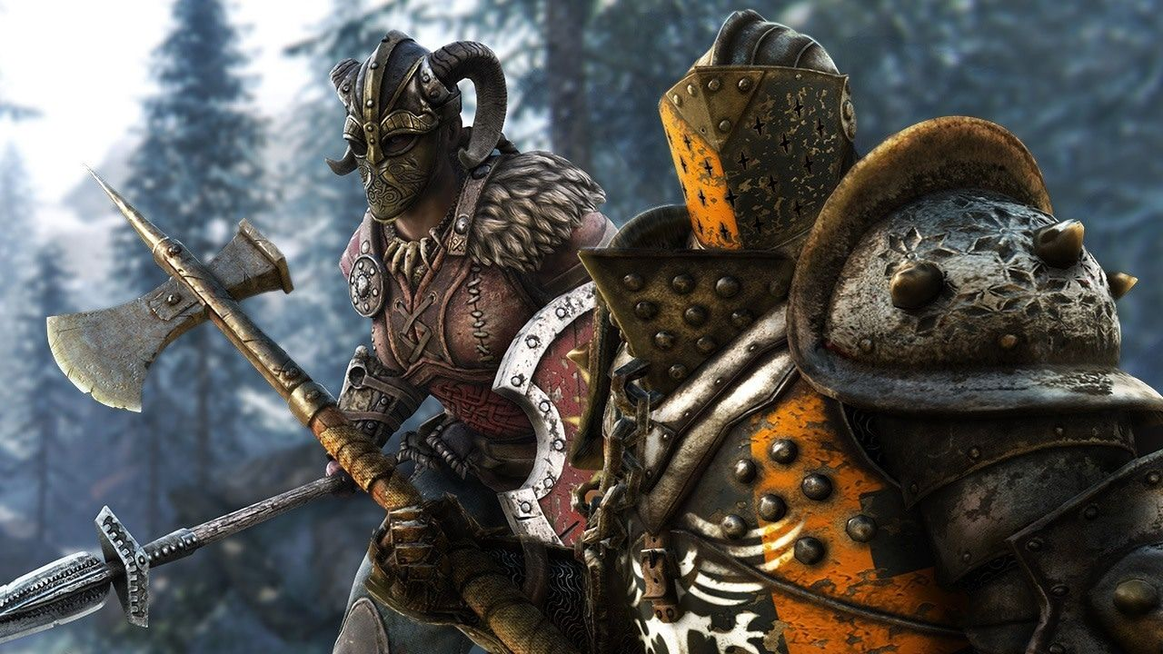 1280x720 Salvation or Judgement? For Honor Spotlights the Valkyrie and the ...