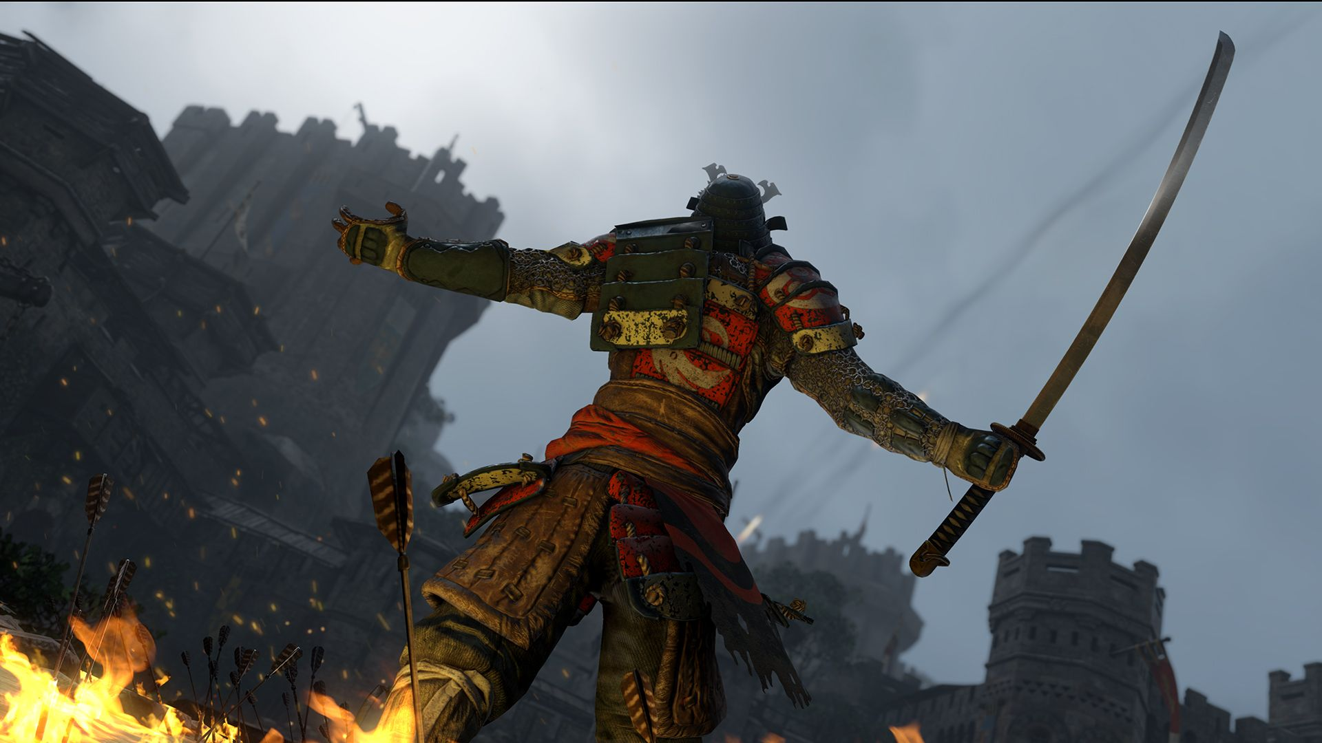 1920x1080 For Honor Wiki