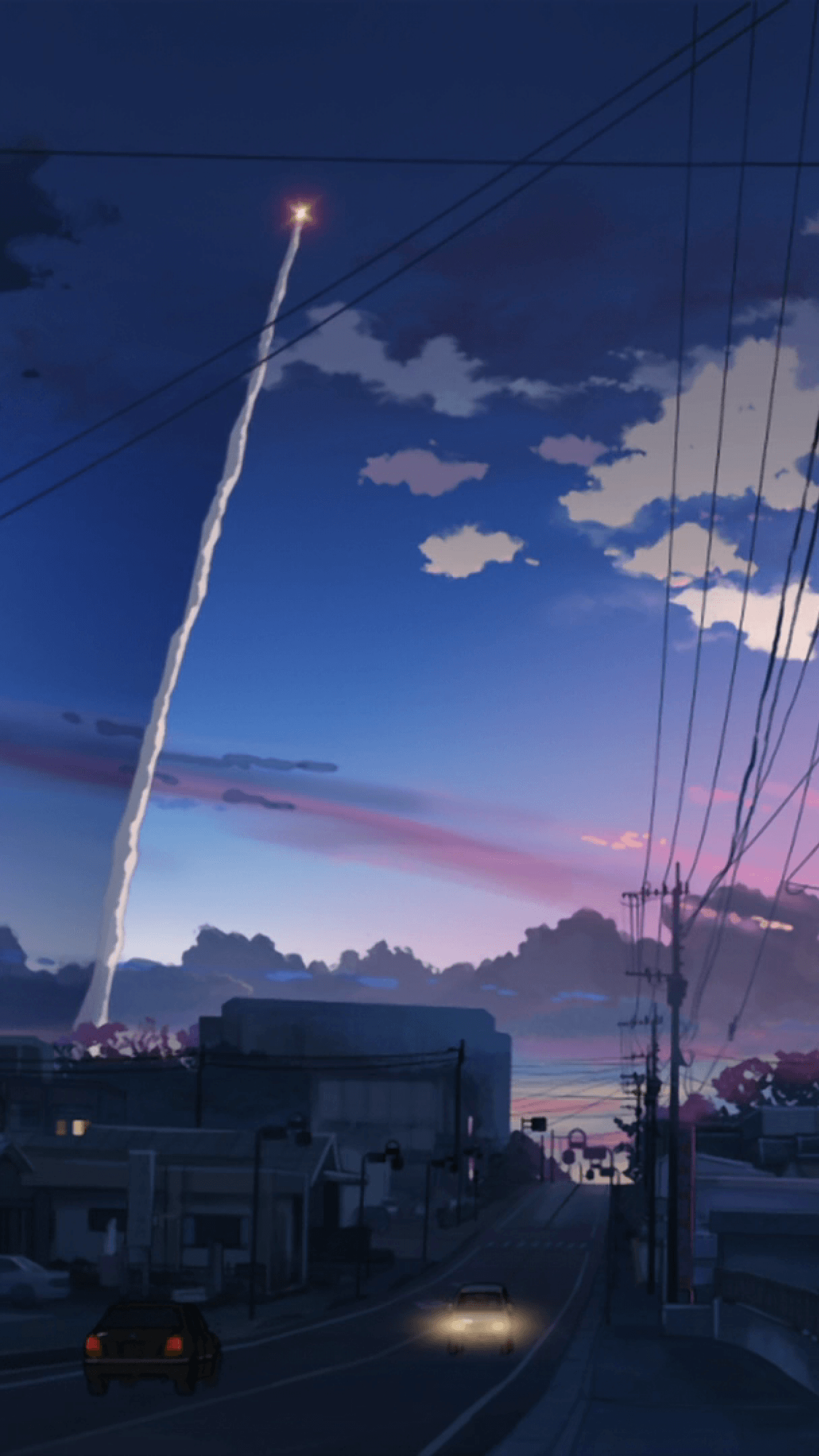 1242x2208 5 Centimeters Per Second Wallpapers, High Quality Wallpapers of 5 ...