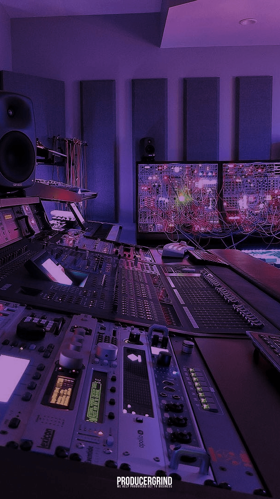 1080x1920 7 More iPhone Wallpapers For Producers (MPC, 808 Mafia, Discipline ...
