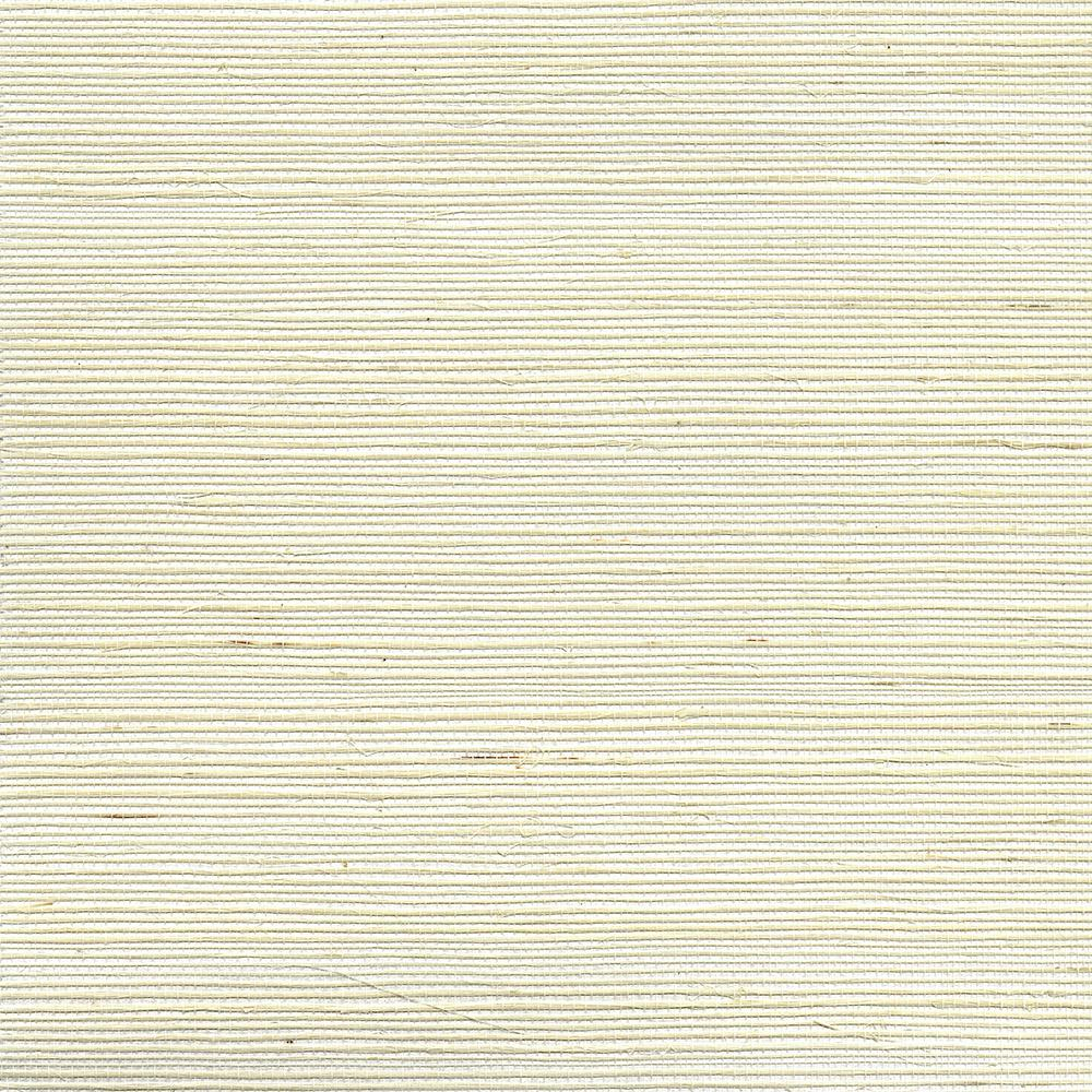 1000x1000 Kenneth James 72 sq. ft. Luoma Off-White Grass Cloth Wallpaper-2732 ...