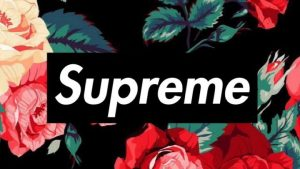 Supreme Floral iPhone Wallpapers – Top Free Supreme Floral iPhone Backgrounds