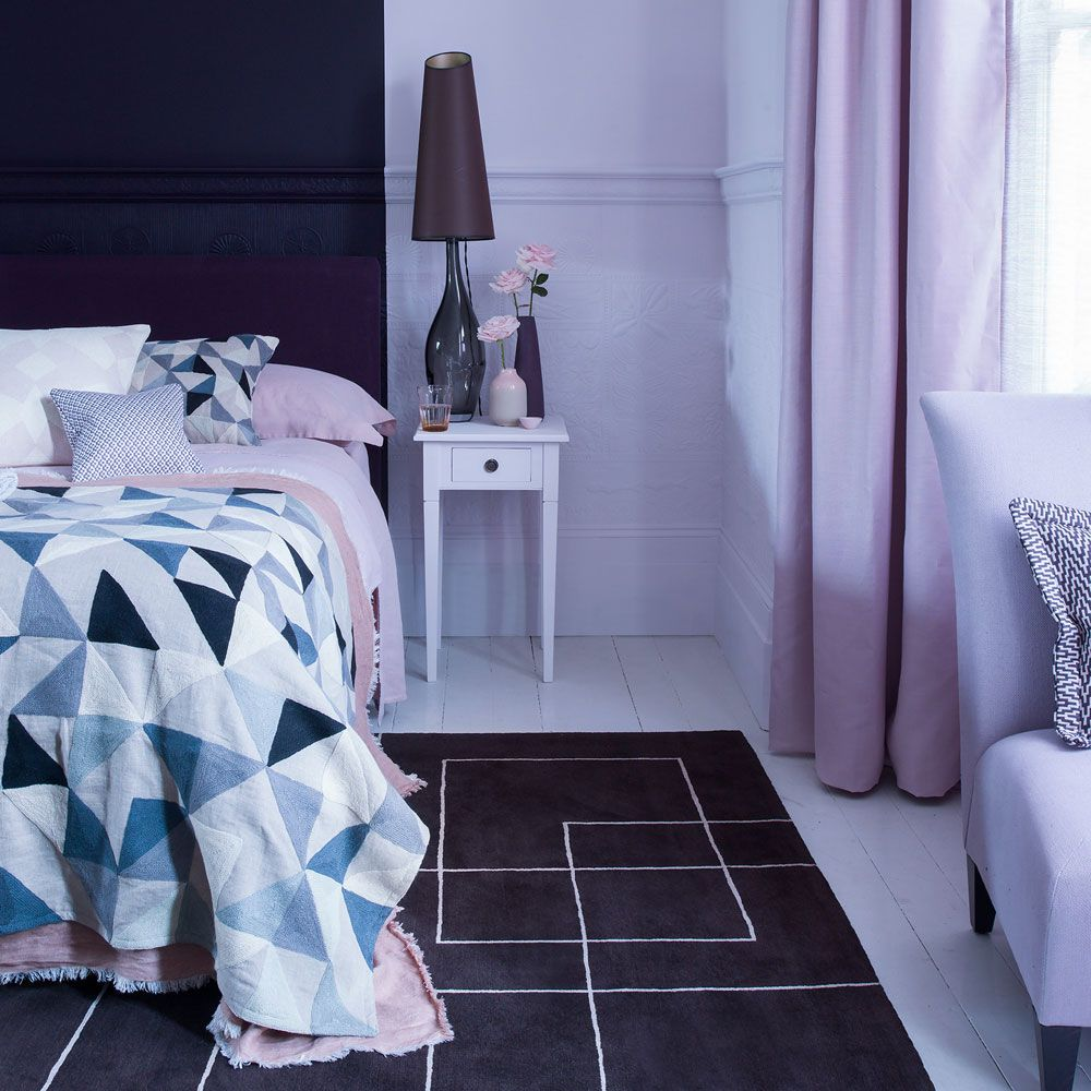 1000x1000 27 Perfect Purple Bedroom Design Inspiration for Teens and Adults