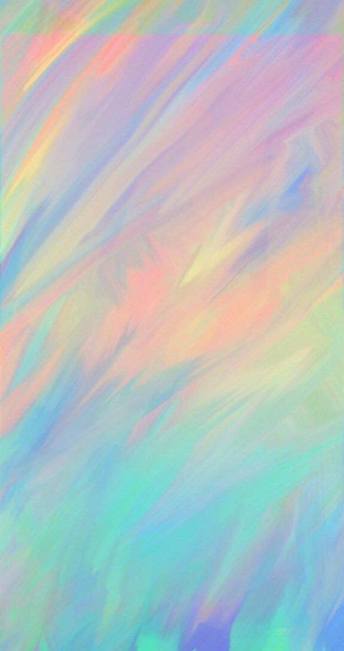 706x1334 Pastel Holographic Wallpapers