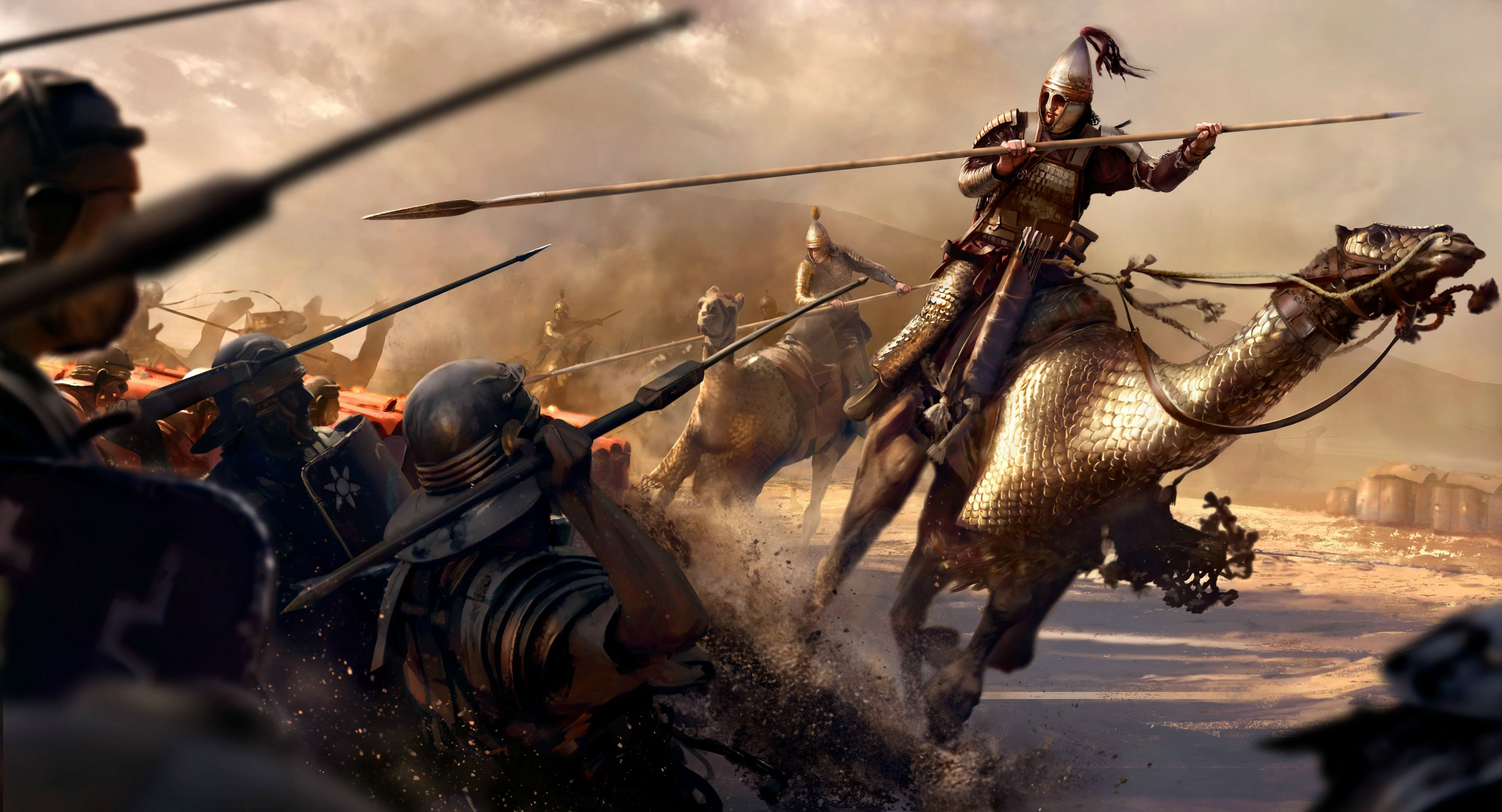 3724x2014 Roman Legion Wallpaper (30+ images) on Genchi.info