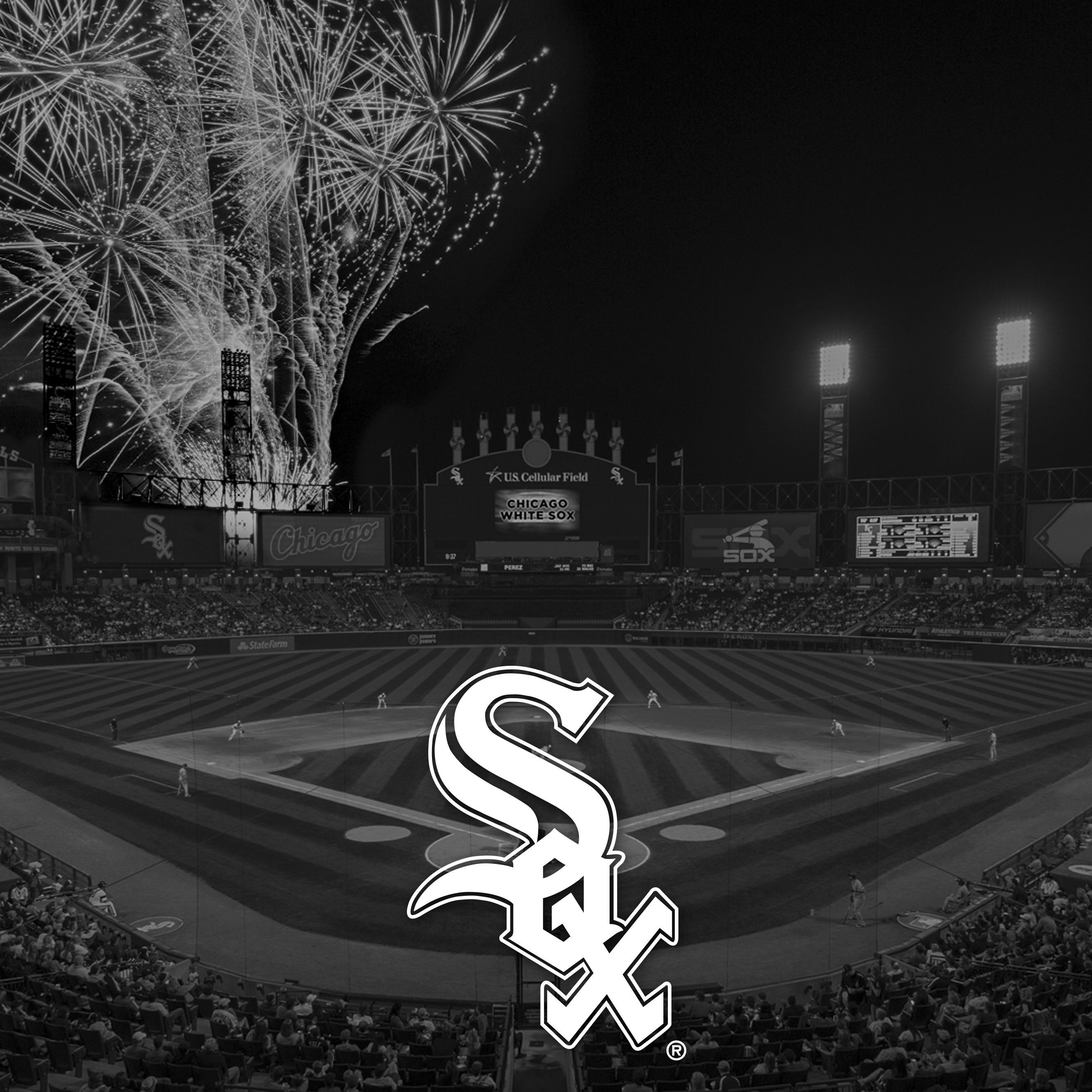 2662x2662 White Sox Wallpapers | Chicago White Sox | Adorable Wallpapers ...