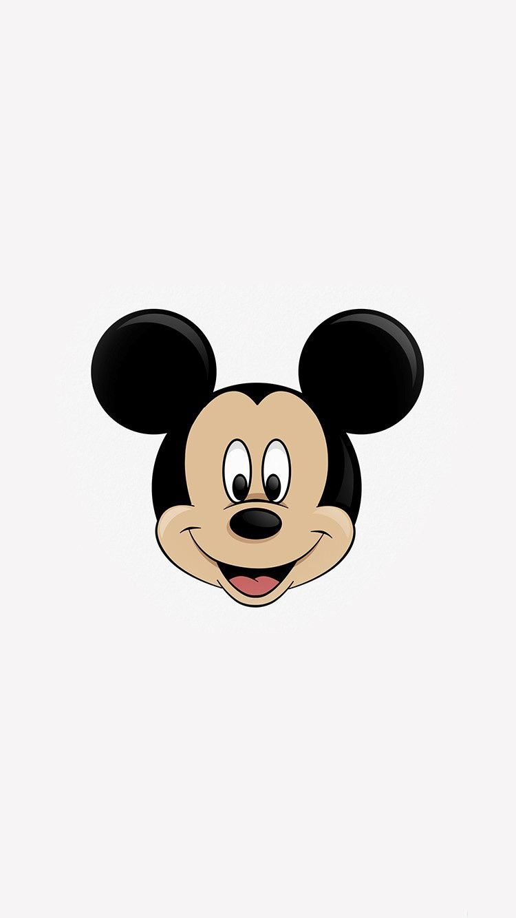 750x1334 Mickey Mouse Disney Character Light iPhone 6 Wallpaper HD - Free ...