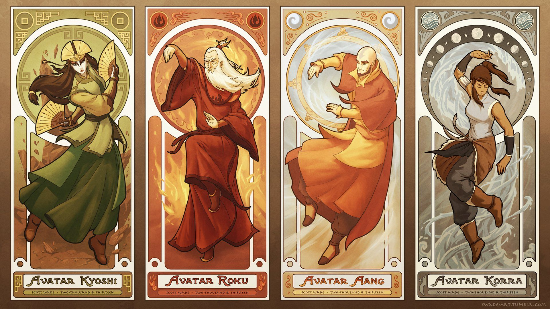 1920x1080 95 Avatar: The Legend Of Korra HD Wallpapers | Background Images ...