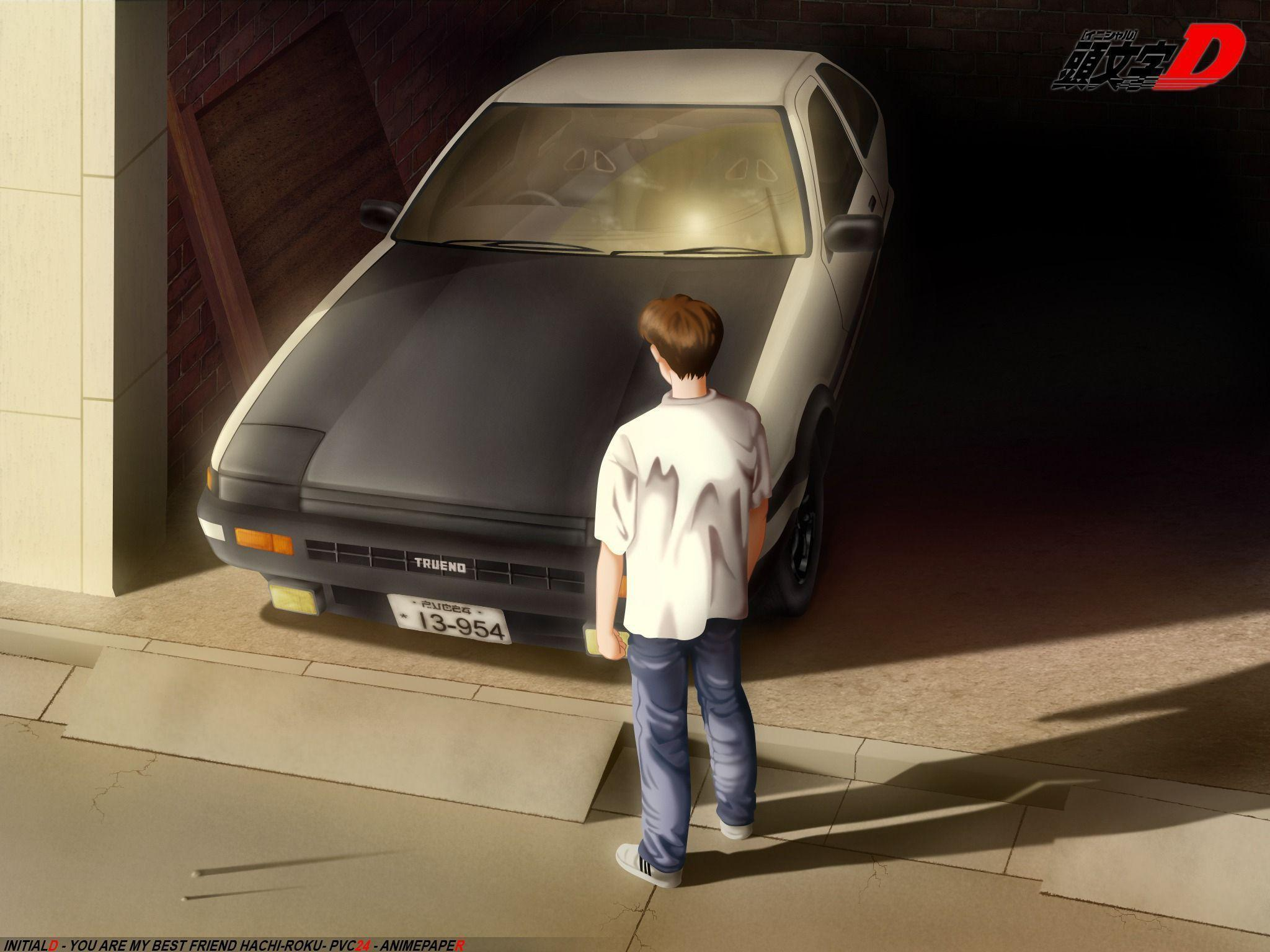 2048x1536 Wallpapers Initial D