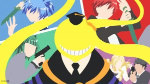 Assassination Classroom Wallpapers – Top Free Assassination Classroom Backgrounds