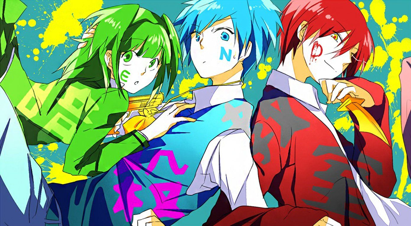 1391x768 50 Assassination Classroom HD Wallpapers | Background Images ...