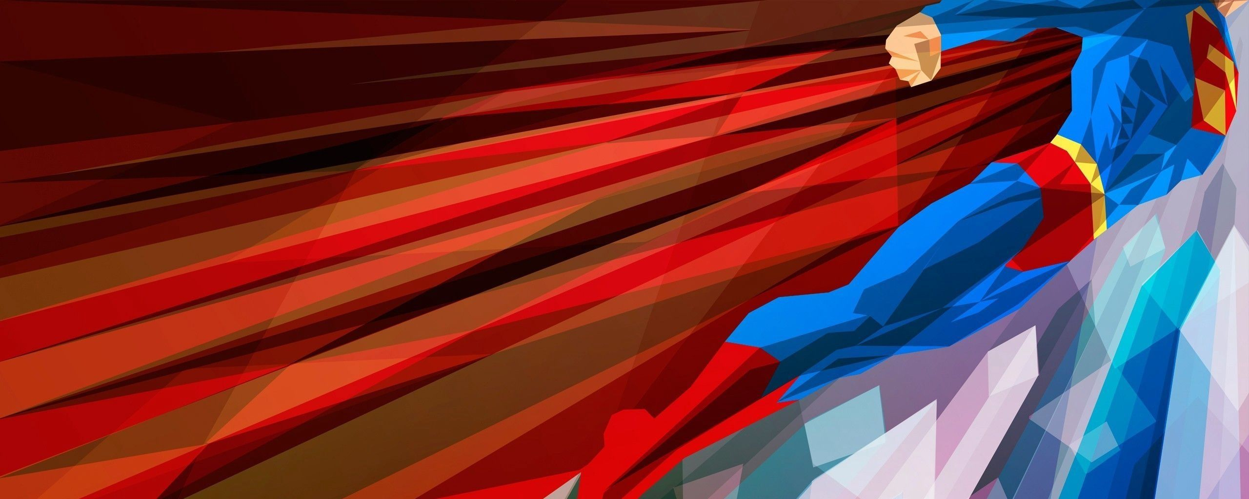 2560x1024 cool superman wallpaper doble screen - 28 images - some new ...