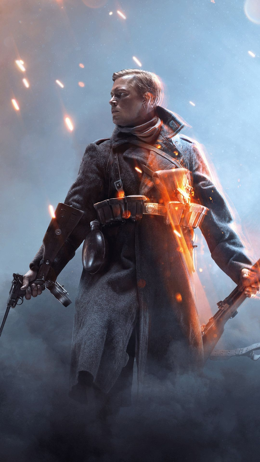 1080x1920 Download this Wallpaper iPhone 5S - Video Game/Battlefield 1 ...