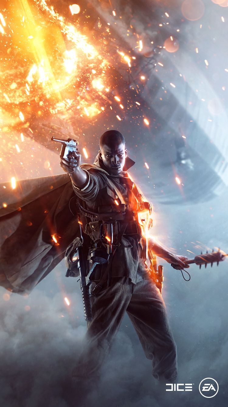 750x1334 Battlefield 1 Wallpapers for PC, Mobile, and Tablets