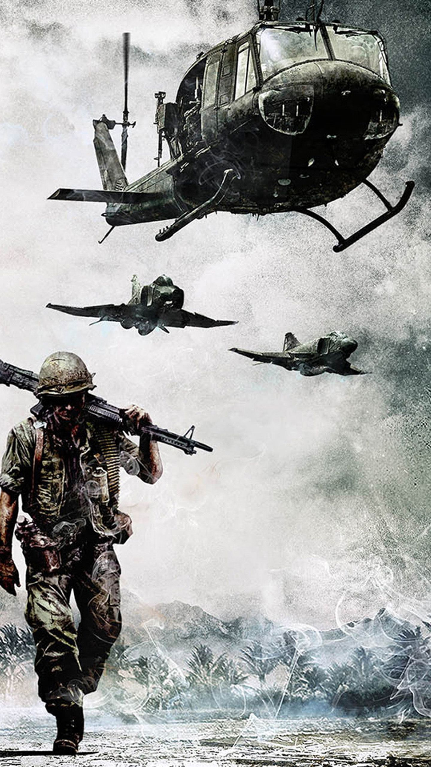 1440x2560 Bad Company 2 Wallpapers Group (82+)