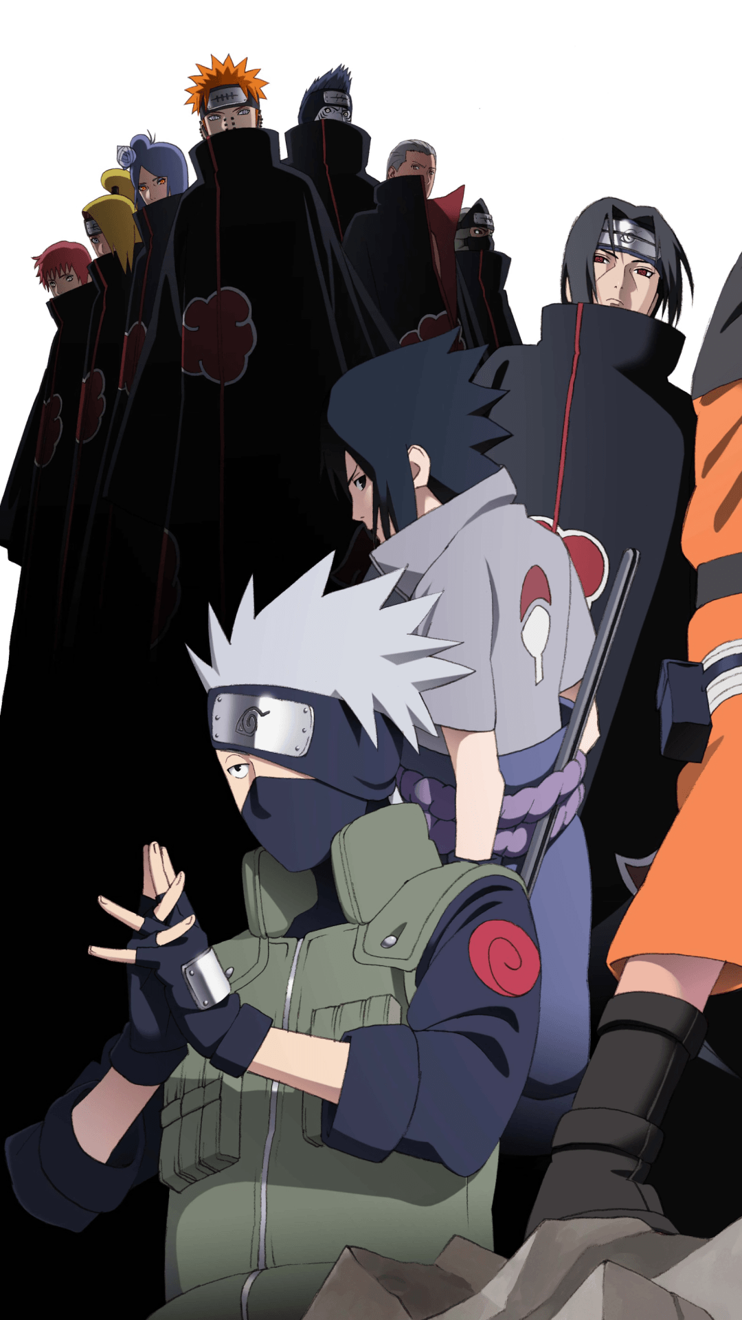1080x1920 Anime/Naruto (1080x1920) Wallpaper ID: 644754 - Mobile Abyss