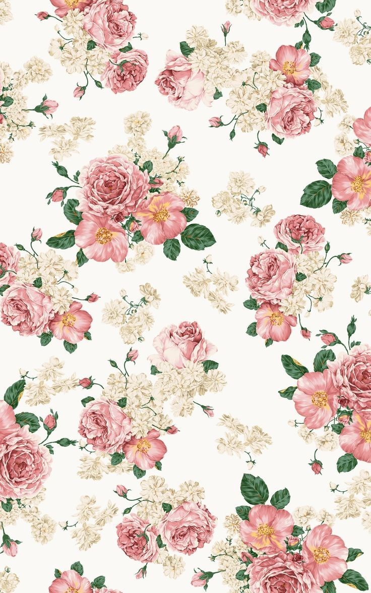 736x1177 Floral Print Wallpapers Group (51+)