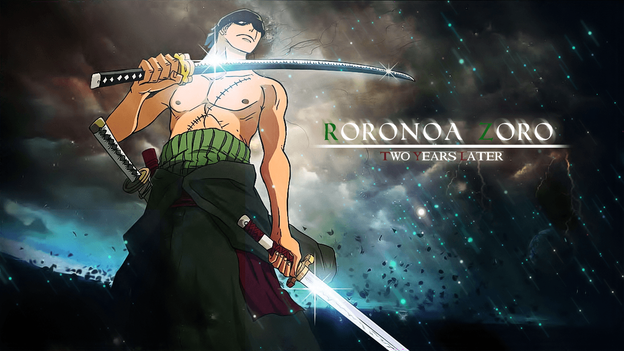 1280x720 Zoro New World Wallpapers Group (81+)