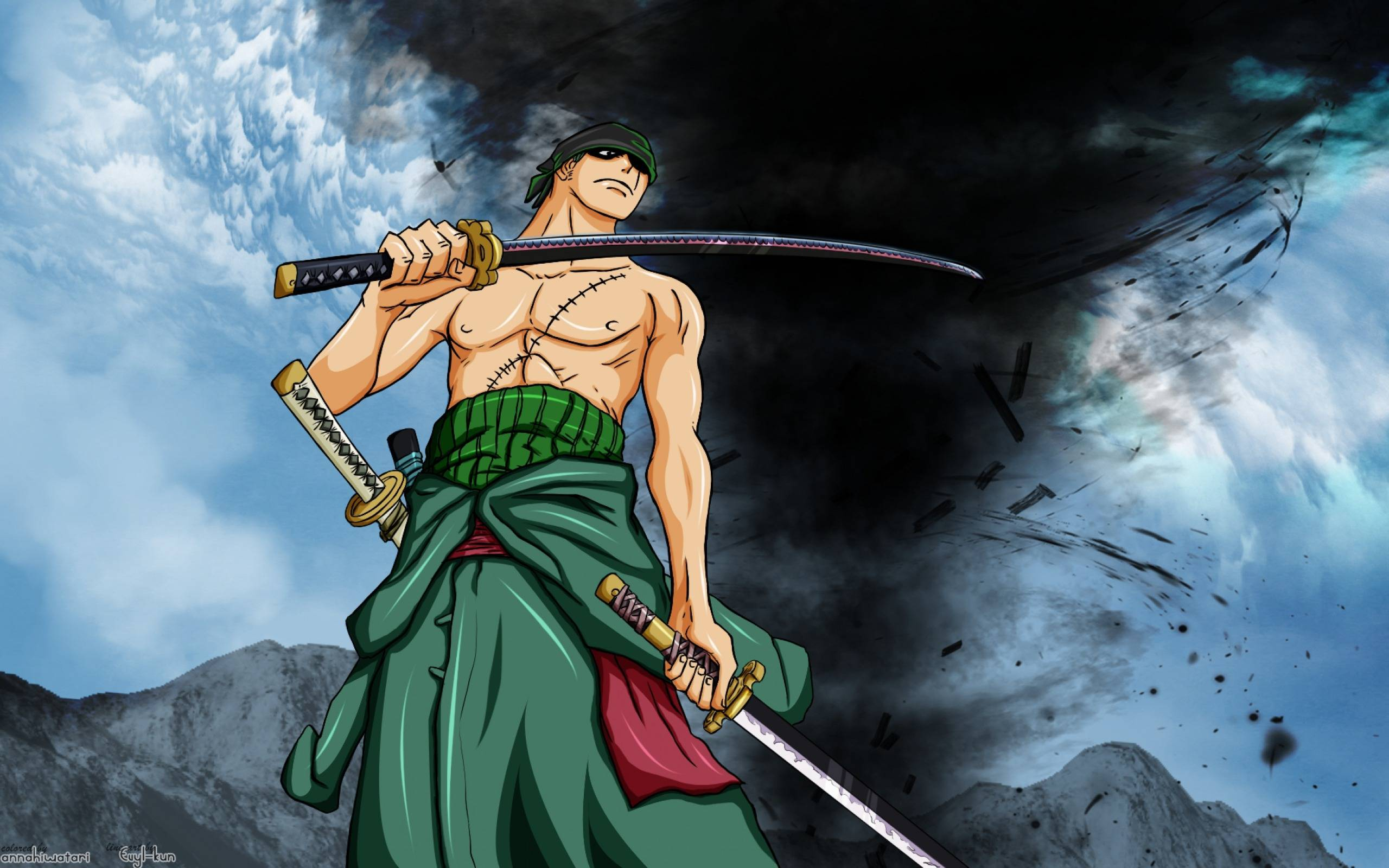 2560x1600 Zoro New World Wallpapers Group (81+)