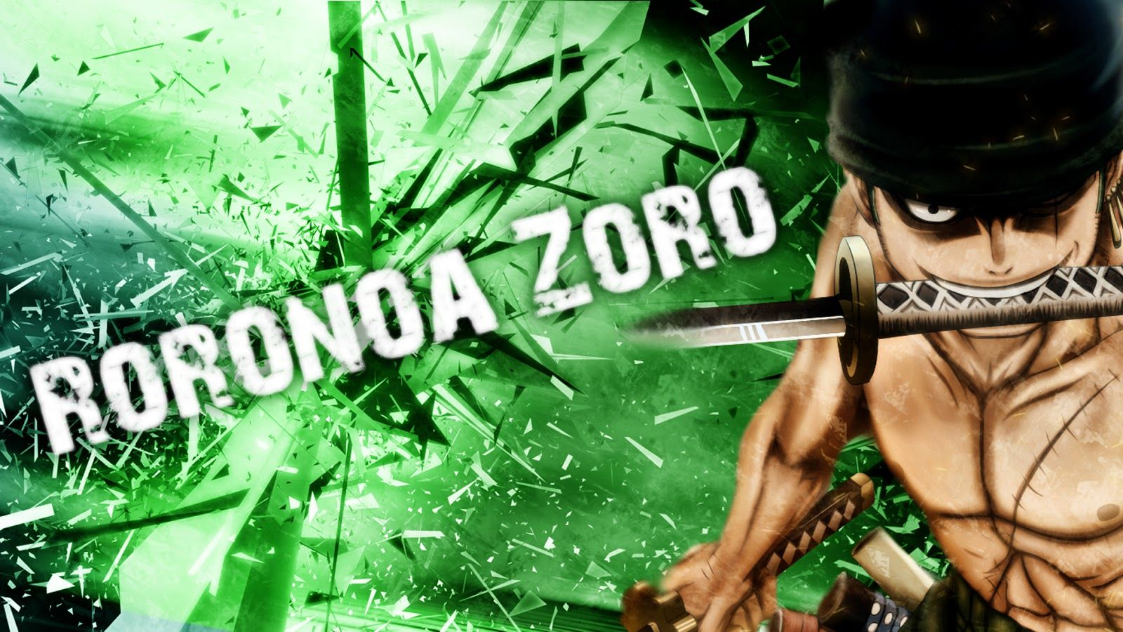 1600x900 Zoro Wallpaper For Desktop Wallpaper | WallpaperLepi
