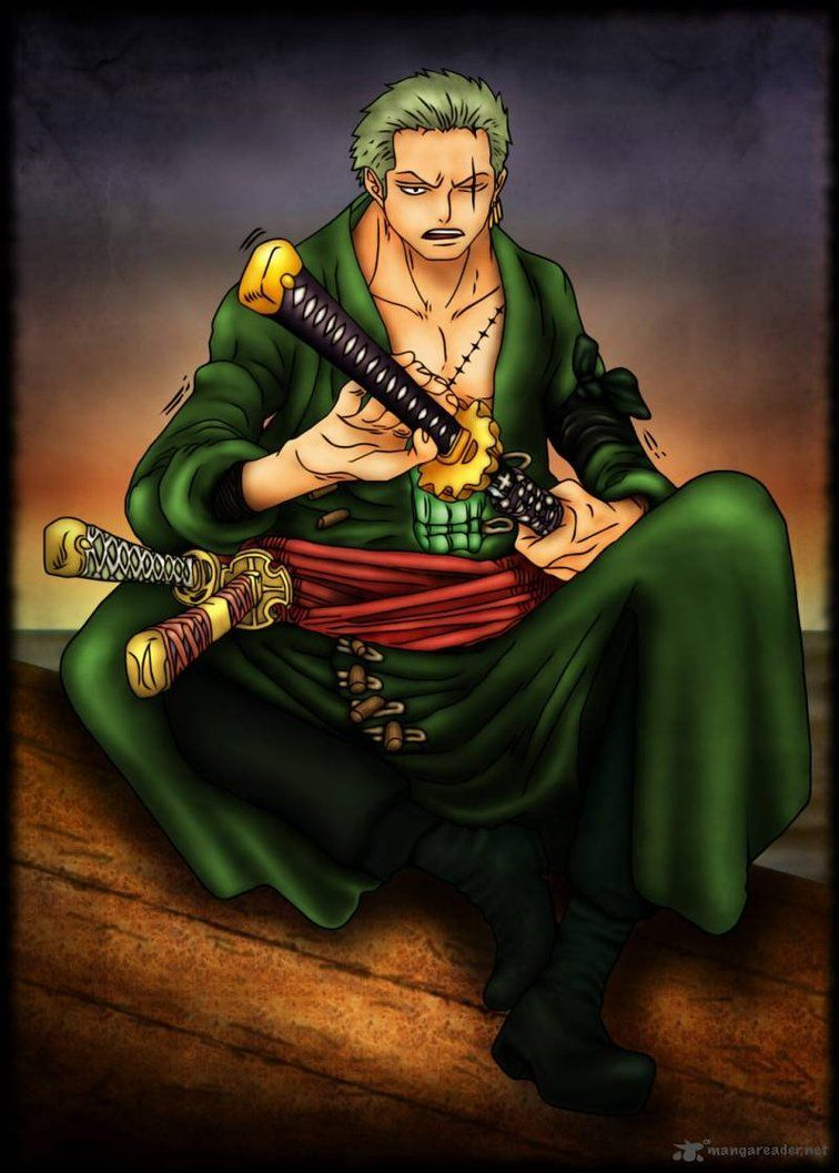 756x1057 Zoro New World Wallpapers Group (81+)