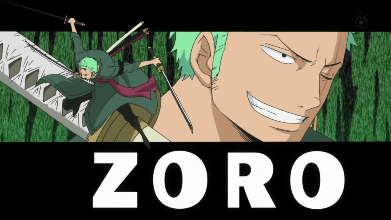 1280x720 One Piece Zoro Wallpapers