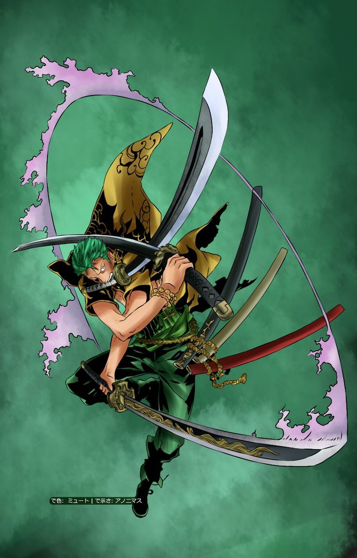 736x1150 Zoro New World Wallpapers - HD Wallpapers Background Images Photos