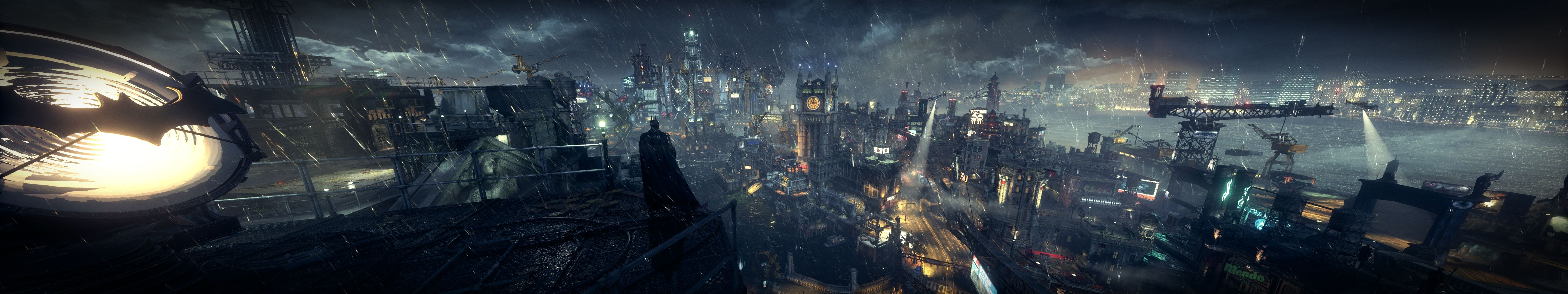 5760x1080 10 New Gotham City Skyline Wallpaper FULL HD 1920×1080 For PC ...