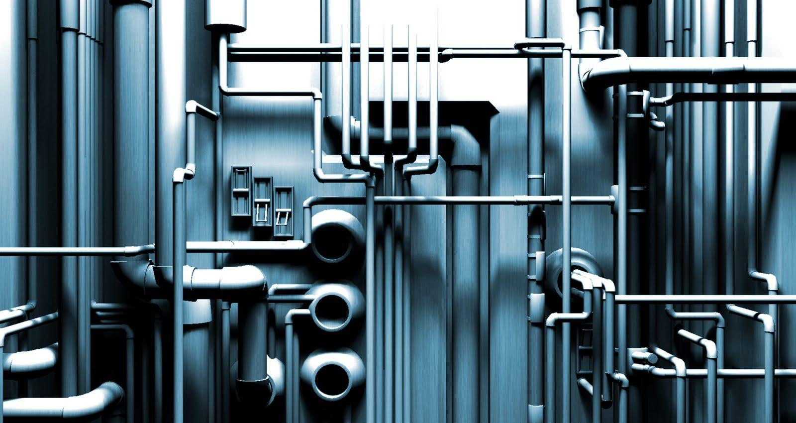 1600x850 Pipes Wallpapers