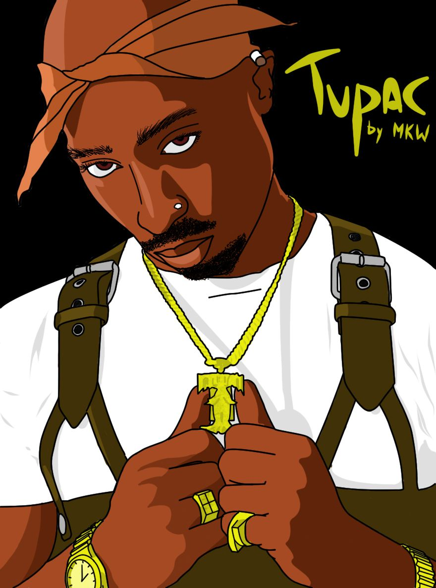 880x1186 Tupac by mkw-no-ossan on DeviantArt