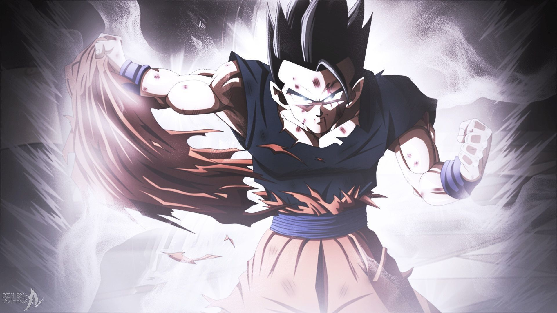 1920x1080 Ultimate Gohan Wallpapers (72+ background pictures)