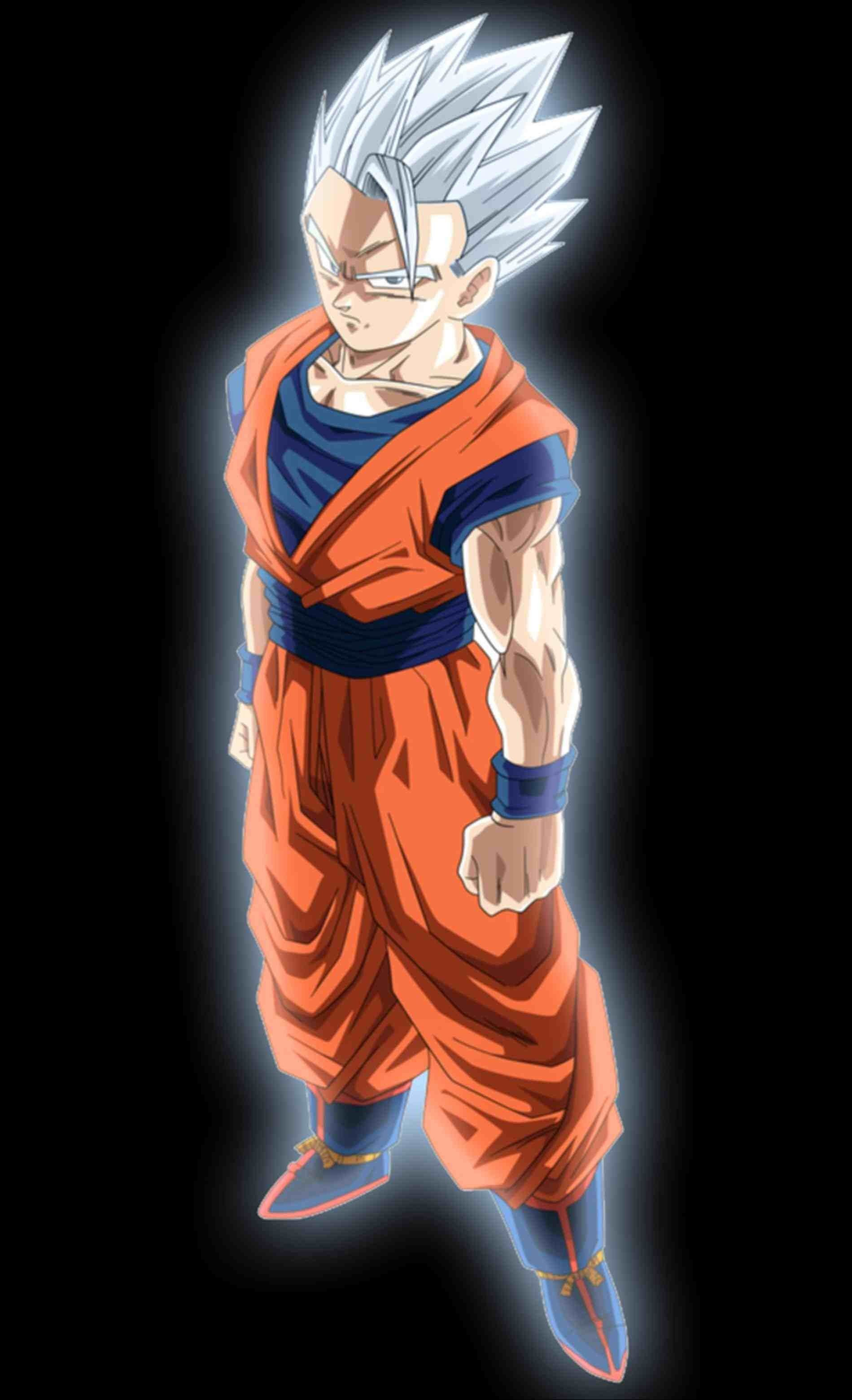 1899x3121 Ultimate Gohan Wallpaper Group Pictures(62+)