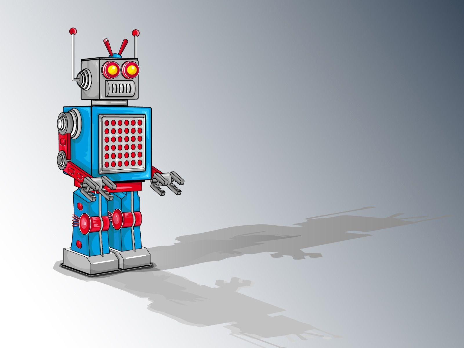 1600x1200 Robot Wallpaper and Background Image   1600x1200   ID:182497 ...