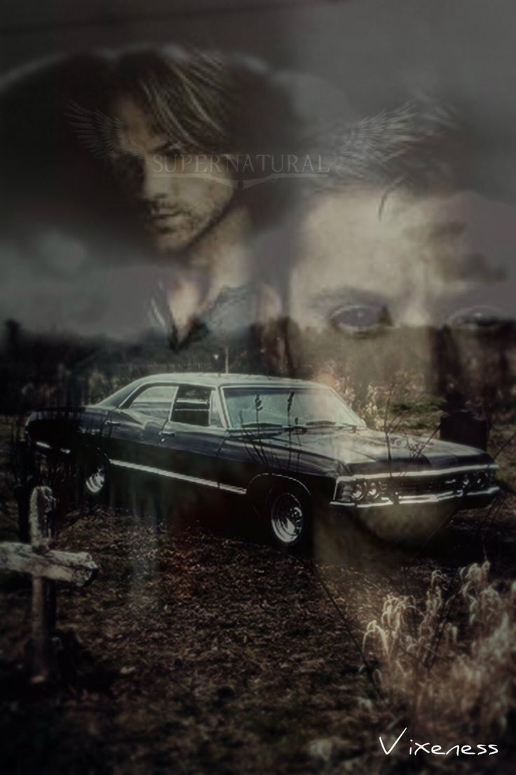 736x1104 Supernatural iPhone Wallpapers Group (56+)