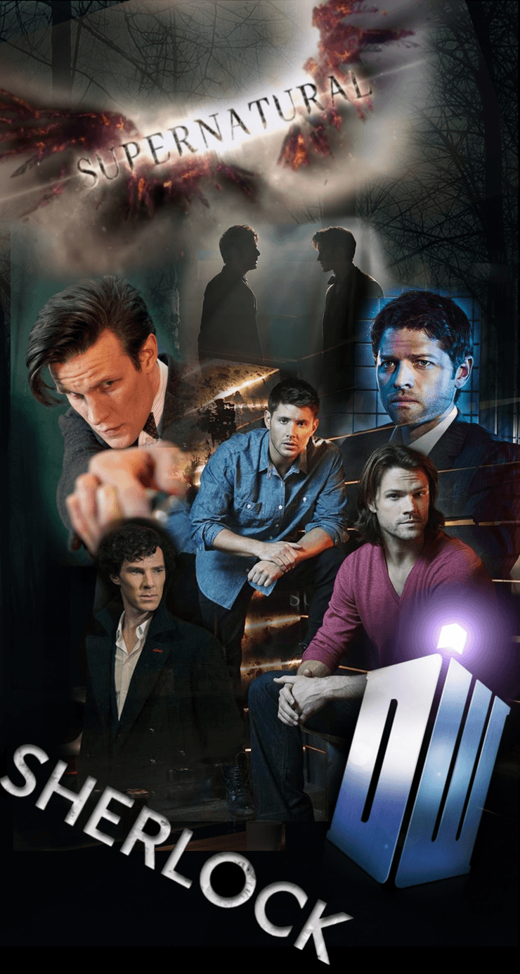 740x1384 Supernatural iPhone Wallpapers Group (56+)