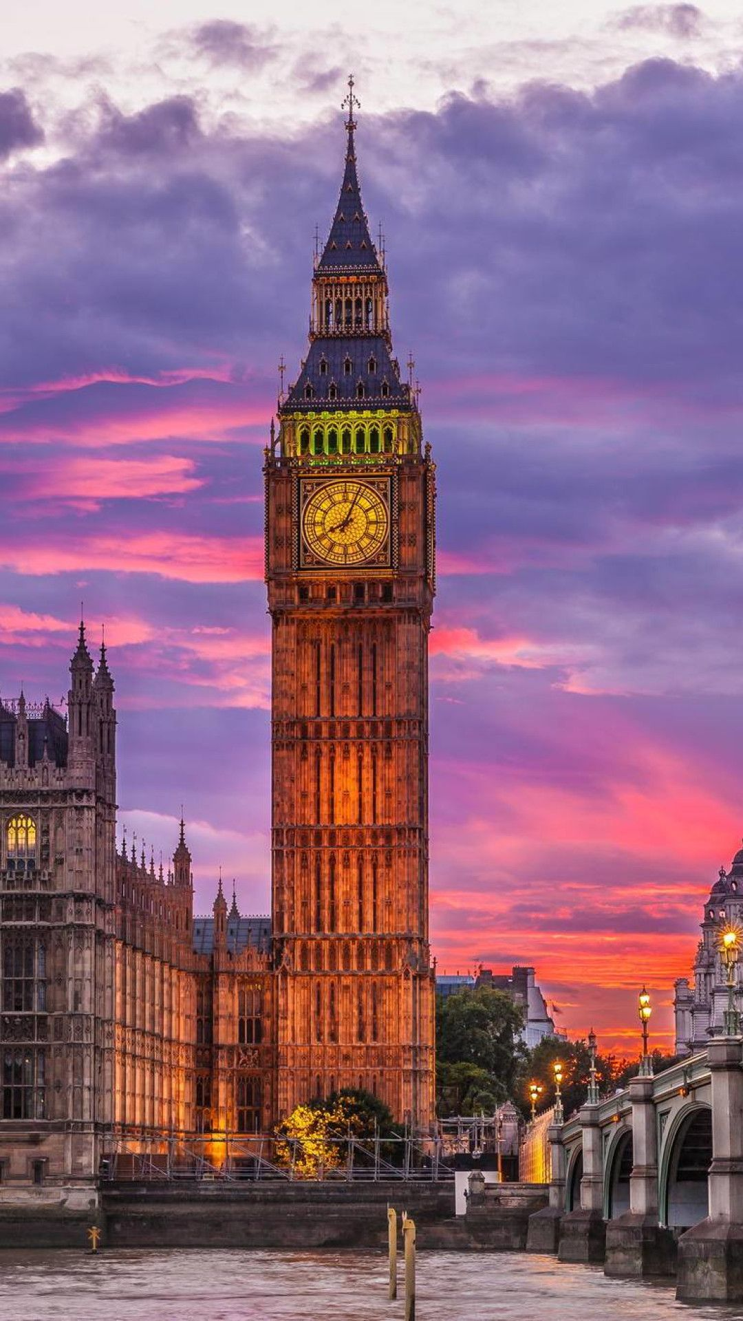 1080x1920 Great Britain, London, England, Big Ben Wallpaper iPhone 6 Plus ...